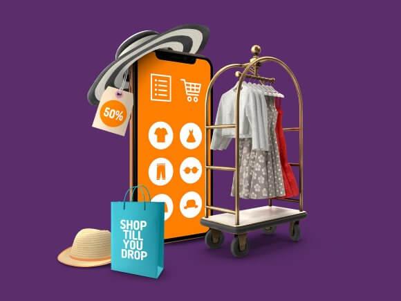 online winkelen kleding apps