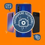 Telefoon met goede camera