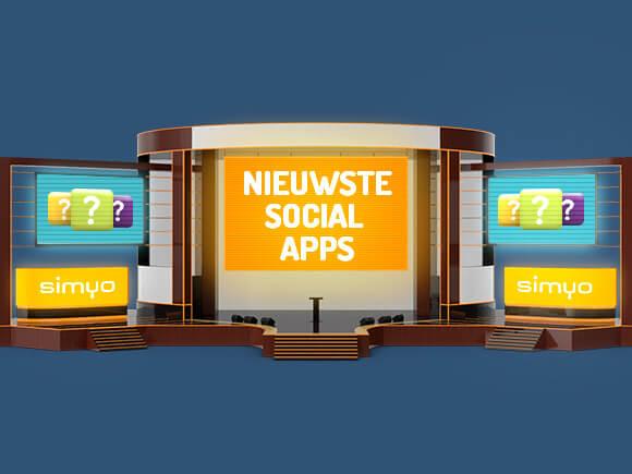 nieuwste social media apps