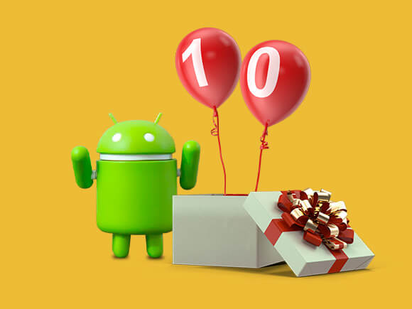 android 10 android update
