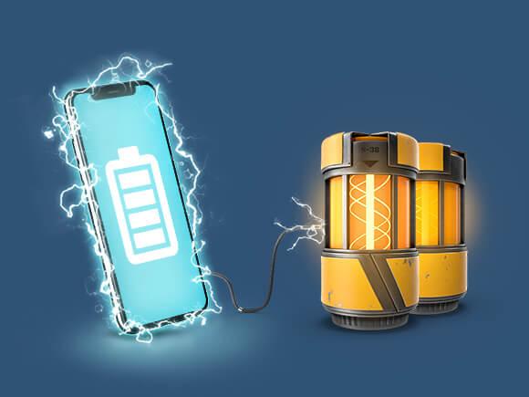 fast charge toekomst smartphone batterijen telefoon