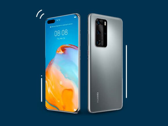 huawei p40 telefoons