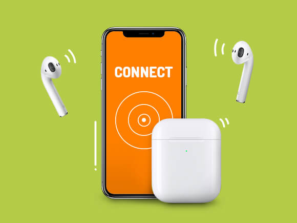 airpods verbinden telefoon