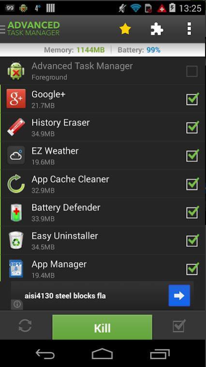 gevaarlijke apps