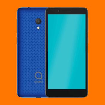 beste android go telefoons Alcatel 1C