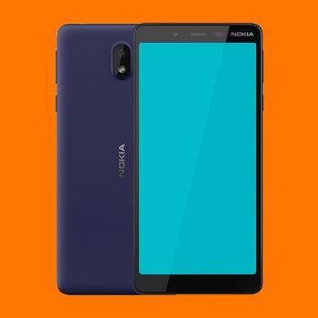 beste android go telefoons Nokia 1 Plus
