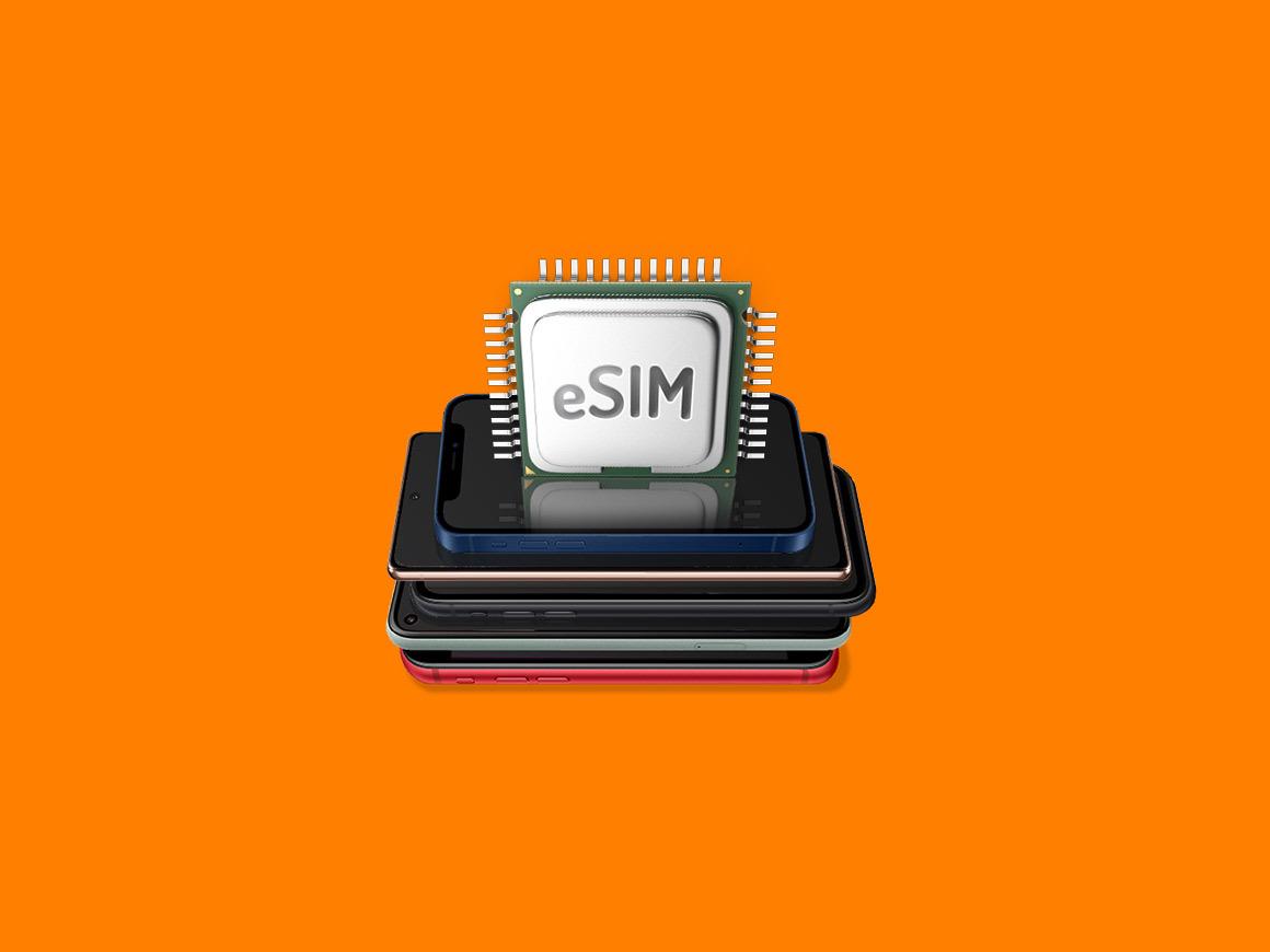 eSIM telefoons: dit zijn de 5 beste