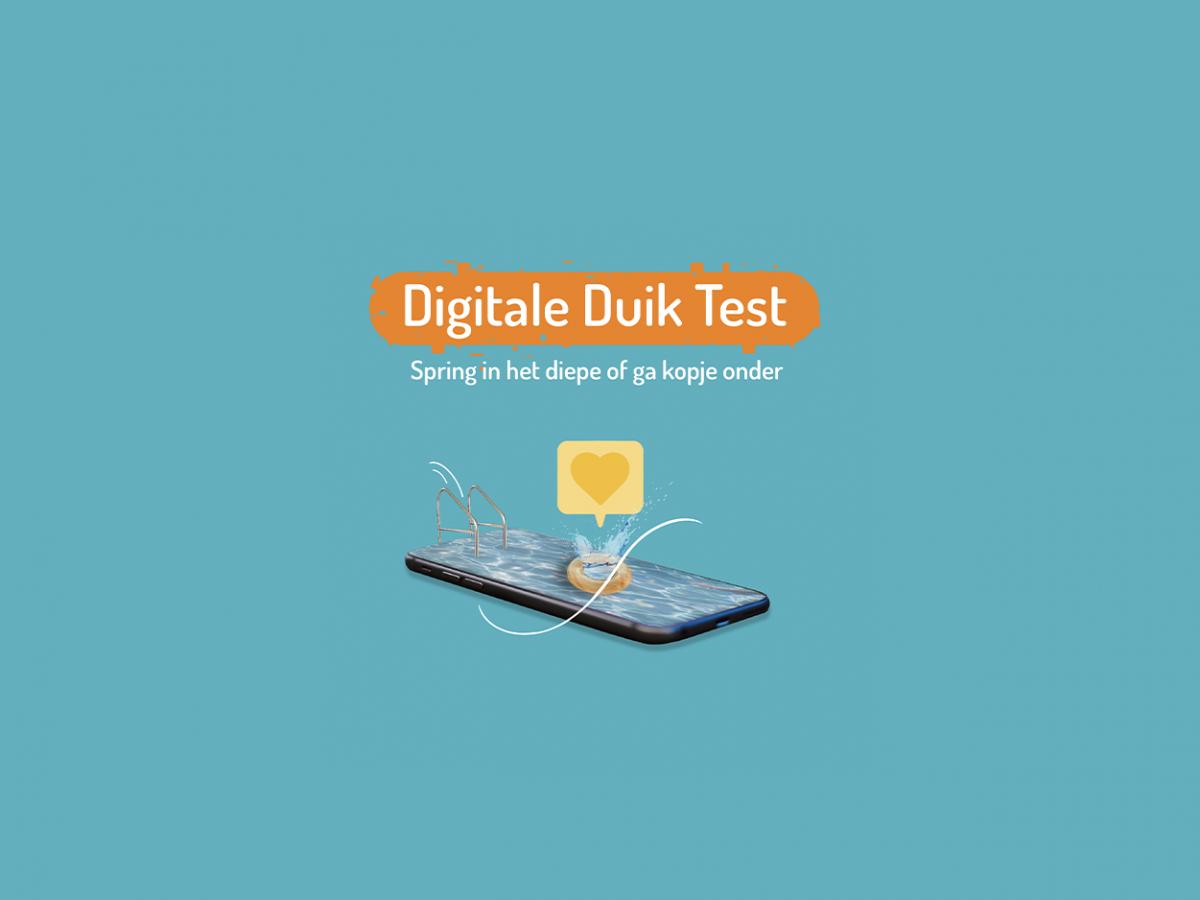 Doe de Digitale Duik Test