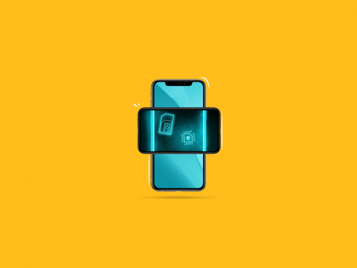 Dual Sim op iPhone dankzij eSIM