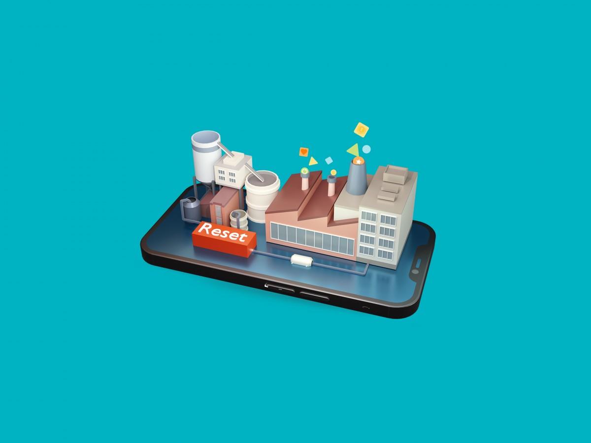 iPhone terug naar fabrieksinstellingen: zo werkt het