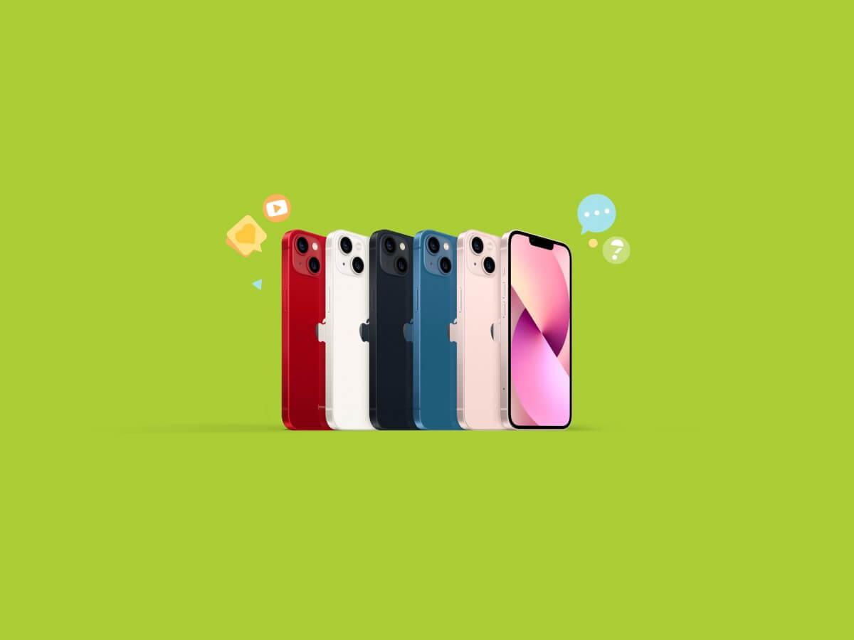 iPhone 13: alles wat je wilt weten